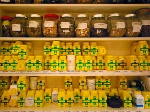 Kampo Pharmacy